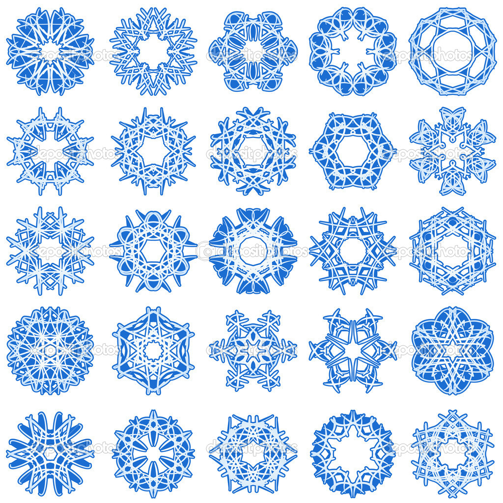 Ice Crystal Royalty Free Cliparts, Vectors, And Stock Illustration ...