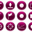 Gadget icons set. - Stock Vector