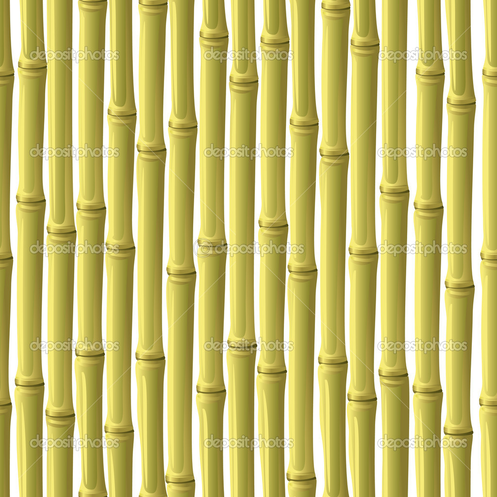 Abstract bamboo background stock illustration