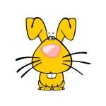 Easter Rabbit — Stock Photo