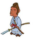 Samuraj — Zdjęcie stockowe