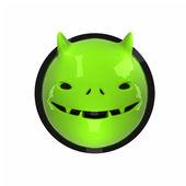 """Icon """"toothy smile"""" — Stock Photo"""