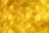 Beautiful fine brushed golden texture — Stock Photo