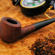 Pipe with tobacco. — Stock Photo