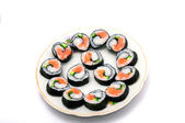 Delicious Futomaki (big roll) — Stock Photo