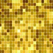 Royalty-Free Stock Photo: Golden mosaic