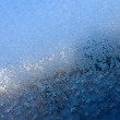 Royalty-Free Stock Photo: Frosty patterns