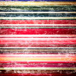 Stock Photo: Shabby striped background