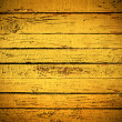 Royalty-Free Stock Photo: Yellow vintage plank