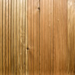 Wide wooden plank — Stock Photo