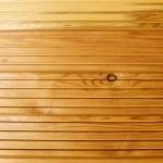 Pine wooden plank horizontal — Stock Photo