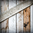 Grungy fence — Stock Photo