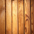 Warm wooden plank — Stock Photo