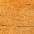 Fragment wooden trough — Stock Photo