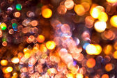 Xmas-un-fokus-hintergrund — Stockfoto