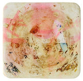 Pink vintage background — Stock Photo