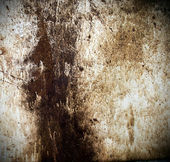 Grunge dirty metal sheet — Stock Photo