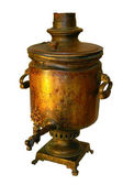 The Russian samovar — Stock Photo