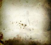 烧焦了的 grunge 纸 — 图库照片