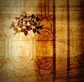 Papier peint floral — Photo