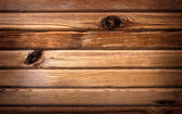 Wooden plank horizontal — Stock Photo