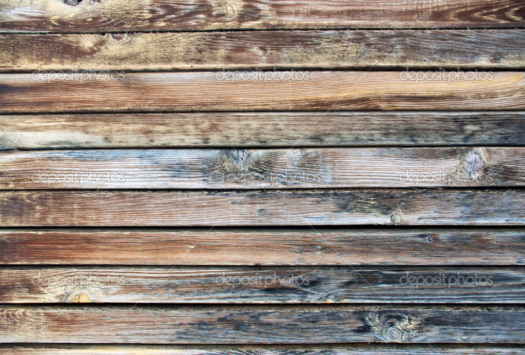 Weathered grungy wooden plank  Stock Photo #1008872