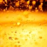 Champagne bubbles — Stock Photo