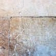 Royalty-Free Stock Photo: Worn stoned wall