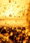 Bolle di champagne — Foto Stock