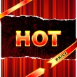 Royalty-Free Stock Vector Image: Hot price