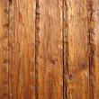 Exterior wooden plank — Stock Photo