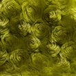 Textile green background — Stock Photo