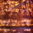 Warm rusty surface metal — Stock Photo #1046803