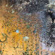 Weathered metal surface — Stock Photo