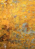 Warm yellow surface — Stock Photo