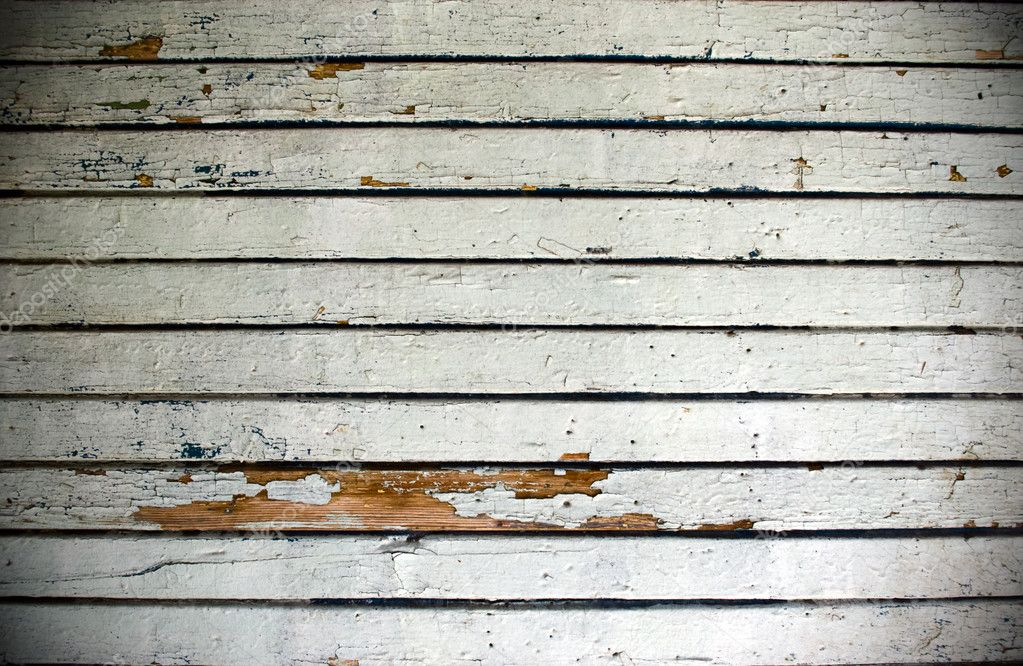 Vintage background from obsolete wooden plank — Foto de Stock   #1040924