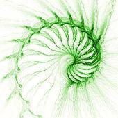 Turbulence abstract background — Stock Photo