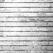 Black and white grunge wooden plank — Stock Photo