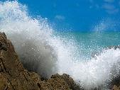 Ocean explosion — Stock Photo