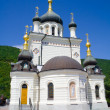 Orthodox church in Ukraine — Stock Photo