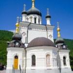 Orthodox church in Ukraine — Stock Photo #1013053