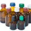 Royalty-Free Stock Photo: Medicine bottles
