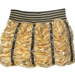 Mini skirt — Stock Photo
