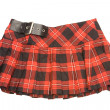 Stock Photo: Short skirt