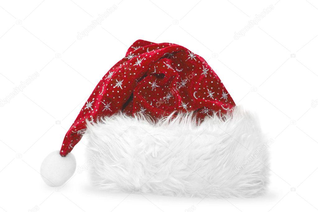 圣诞帽子 — 图库照片08alexkalina#1011299