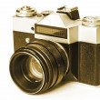 Royalty-Free Stock Photo: Old photo camera