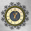Wall clock — Stock Photo #1035856