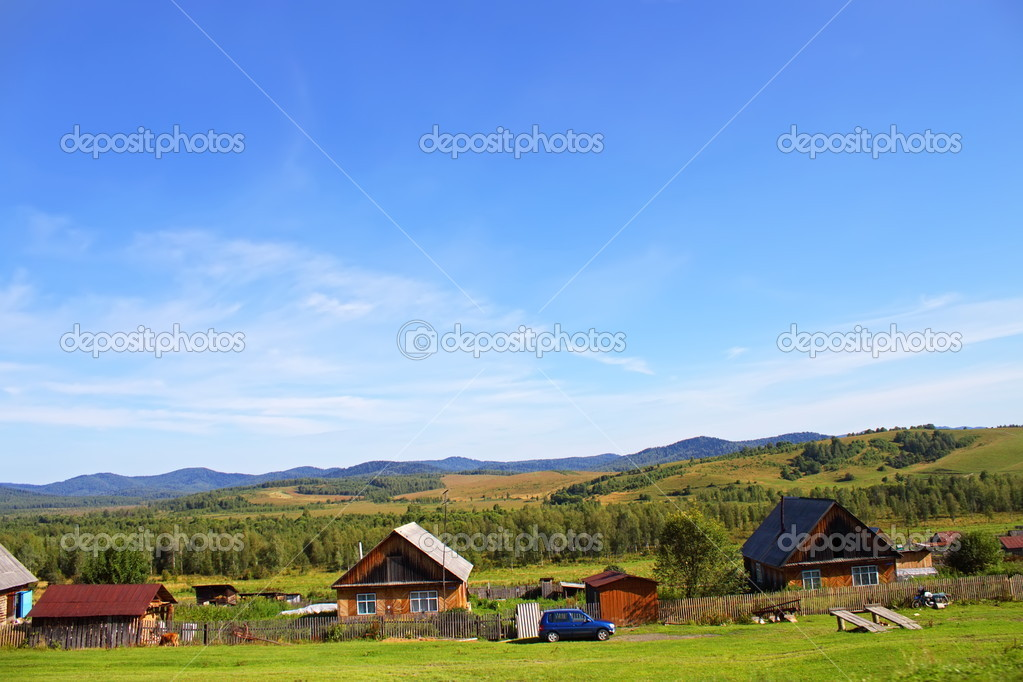 Village — Stock Photo #1005959