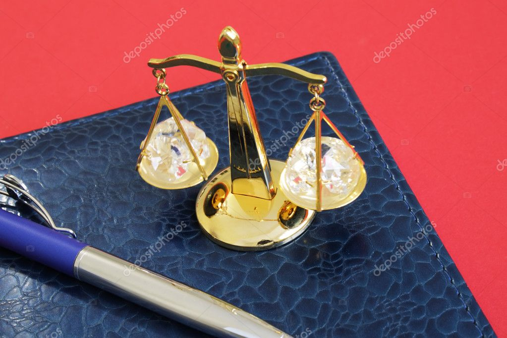 Old scales  Stock Photo #1014681