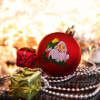 Christmas decorations — Stock Photo #1027591